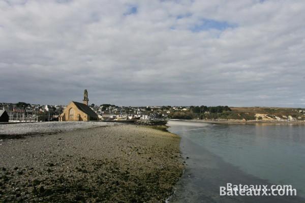 Photo Vue depuis la tour Vauban de Camaret