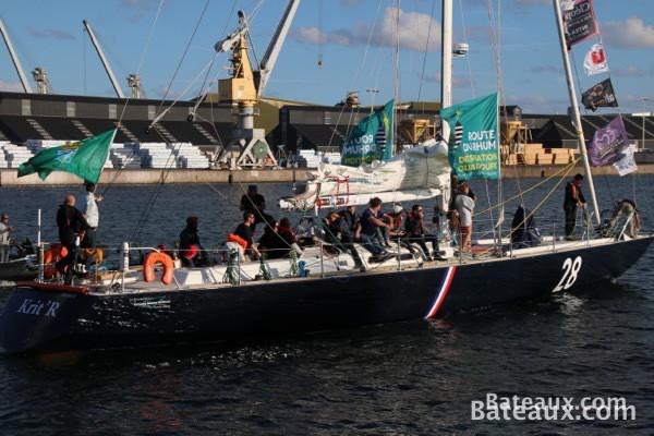 Photo Les bateaux de la classe Rhum - 11