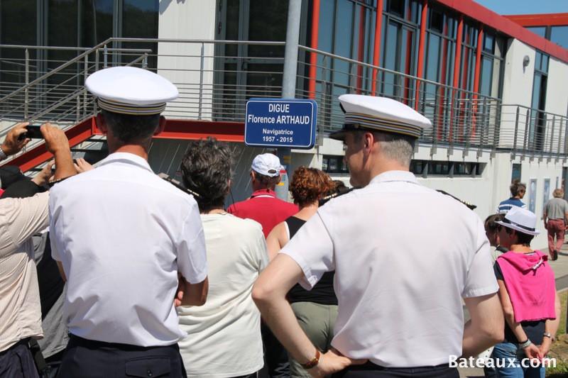 Photo Quai Florence Arthaud à Brest