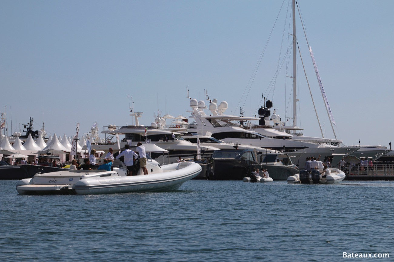 Photo Cannes Yachting Festival 2015 - 18