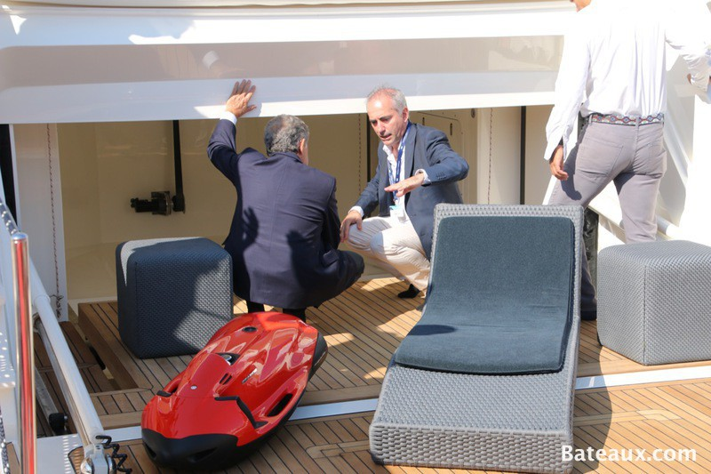Photo Cannes Yachting festival 2015 - 34