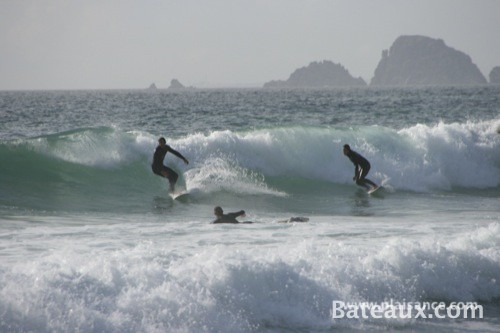 Photo Surf en bretagne - La Palue (29) - 38
