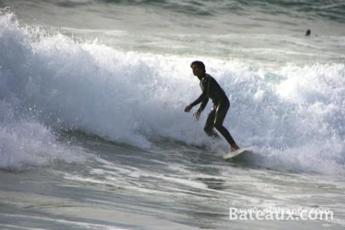 Photo Surf en bretagne - La Palue (29) - 32