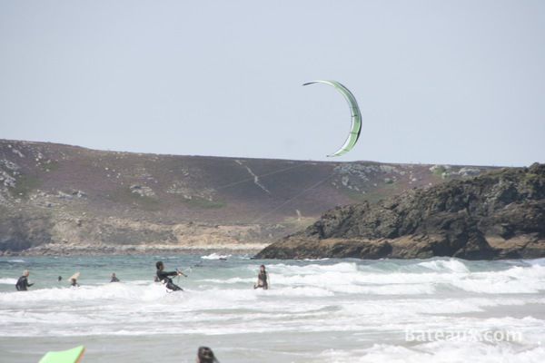 Photo La Palue - Spot de Kite