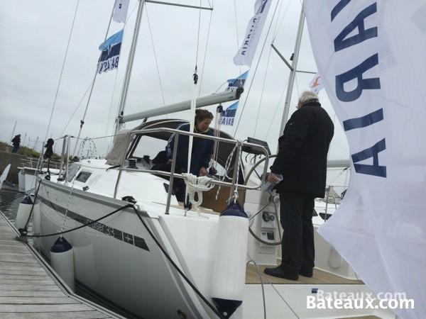Photo Bavaria Cruiser 33 au printemps du Crouesty 2014