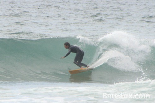 Photo Surf en bretagne - La Palue (29) - 6