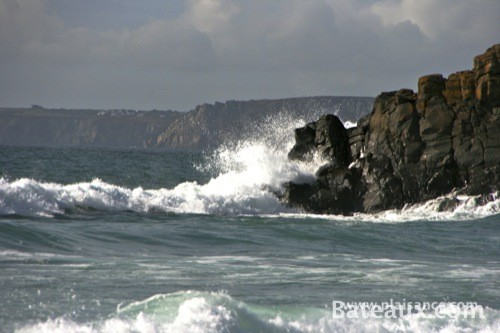 Photo Surf en bretagne - La Palue (29) - 29