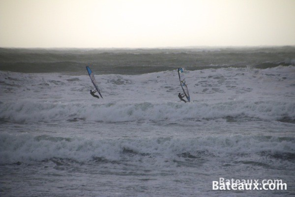 Photo WindSurf sur la presqu'ile de Crozon (29)