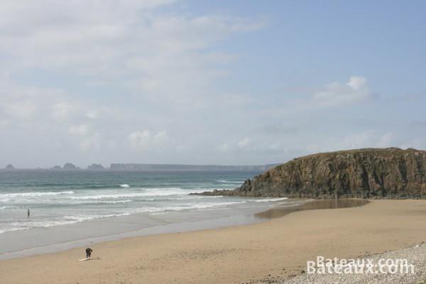 Photo La plage de la Palue (Crozon - 29)