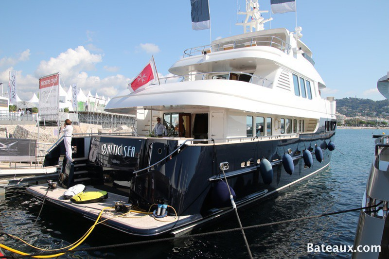 Photo Cannes Yachting festival 2015 - 30