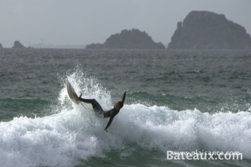 Photo Surf en bretagne - La Palue (29) - 42
