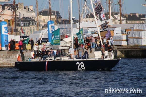 Photo Les bateaux de la classe Rhum