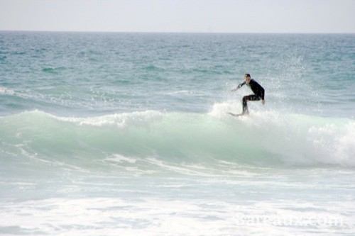 Photo Surf en bretagne - La Palue (29) - 11
