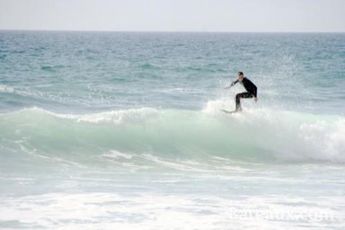Photo Surf en bretagne - La Palue (29) - 11