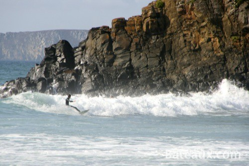 Photo Surf en bretagne - La Palue (29) - 16