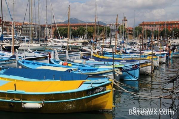 Photo Pointus sur le port de Nice - 2
