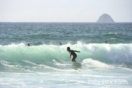 Photo Surf en bretagne - La Palue (29) - 15