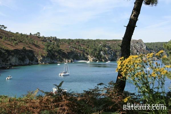 Photo Anse de Saint-Hernot depuis l'Ile-Vierge (29)