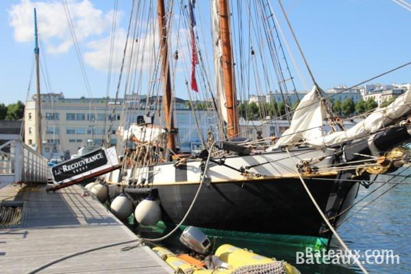 Photo La Recouvrance à quai - Brest