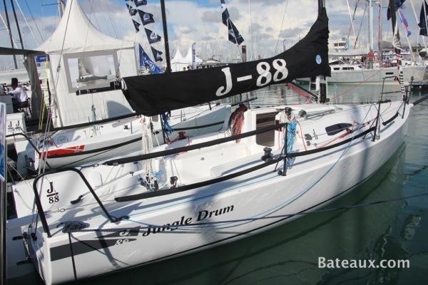Photo Jboats présente le J88 au Gran Pavois 2013