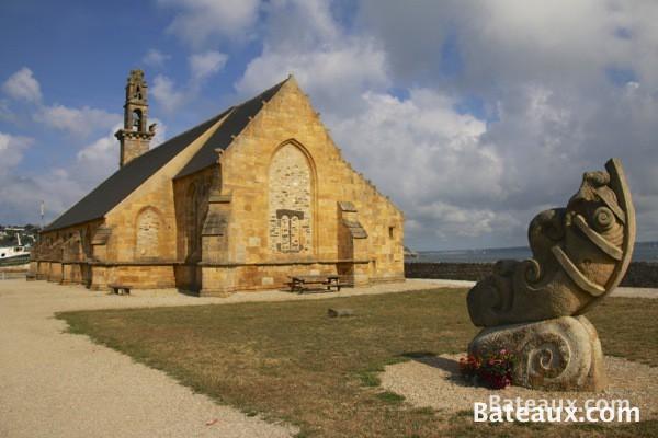 Photo La chapelle Notre-Dame de Rumengol à Camaret
