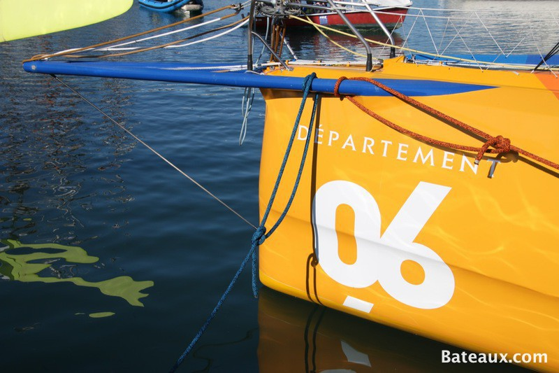 Photo IMOCA StMICHEL-VIRBAC