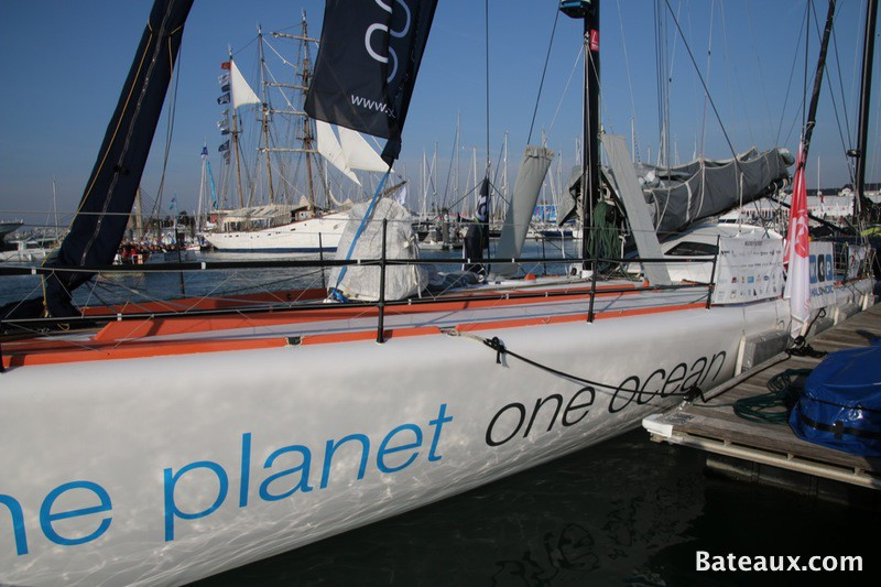 Photo Didac Costa avec One planet One ocean - 2