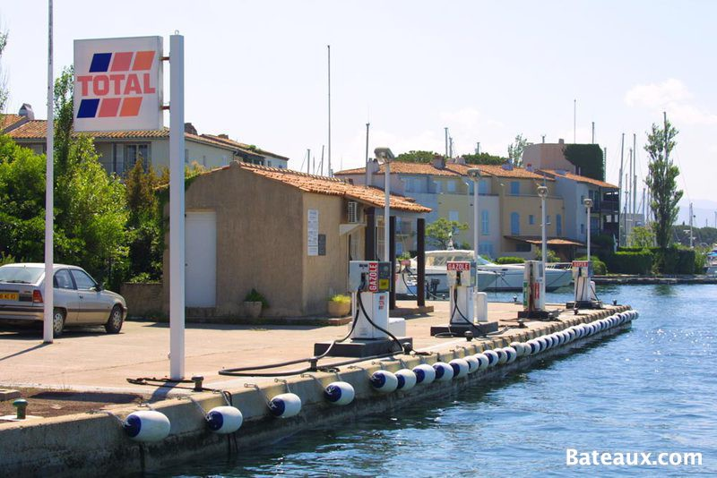 Photo Station carburant de Port Grimaud