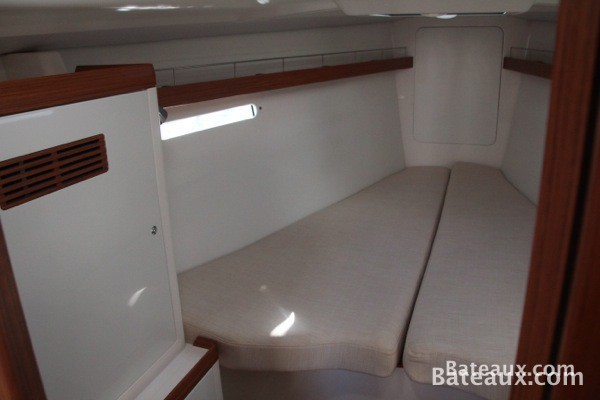 Photo Cabine du voilier XP38 de X-Yachts