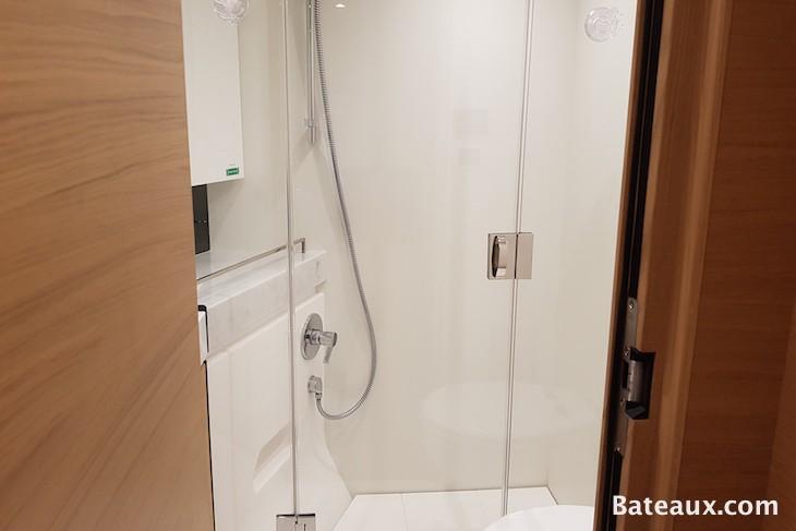 Photo Salle de bain du quartier d'équipage