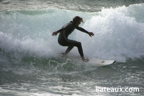 Photo Surf en bretagne - La Palue (29) - 45