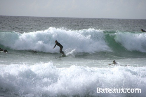 Photo Surf en bretagne - La Palue (29) - 43