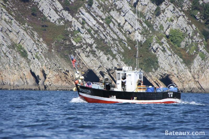 Photo Pêche en bretagne
