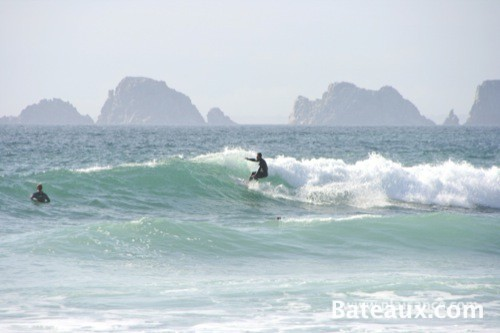Photo Surf en bretagne - La Palue (29) - 44