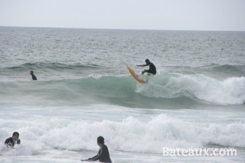 Photo Surf en bretagne - La Palue (29) - 4