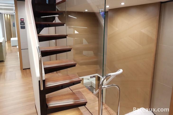 Photo Escalier Princess 35 M