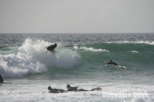 Photo Surf en bretagne - La Palue (29) - 33