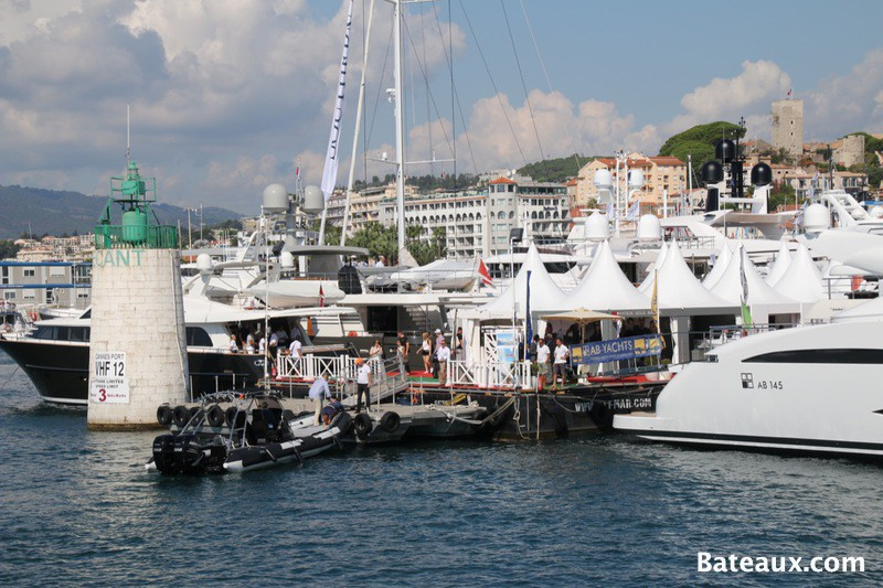 Photo Cannes Yachting Festival 2015 - 11