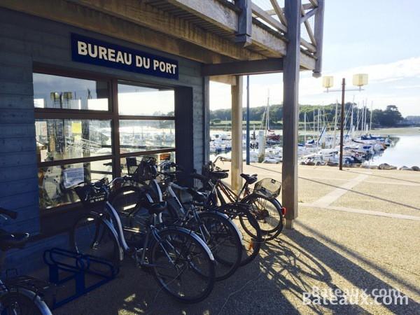 Photo Parking à vélos à Loctudy (29)