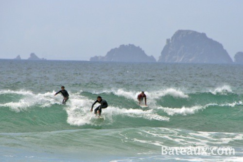 Photo Surf en bretagne - La Palue (29) - 8