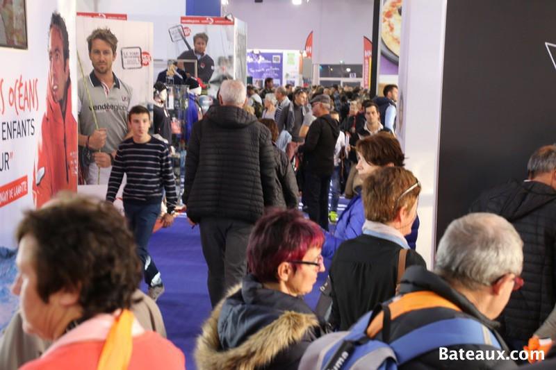 Photo L'espace Partenaires & Sponsors sur Vendée Globe 2016
