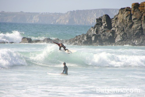 Photo Surf en bretagne - La Palue (29) - 22