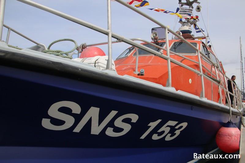 Photo SNSM - Douarnenez SNS 153