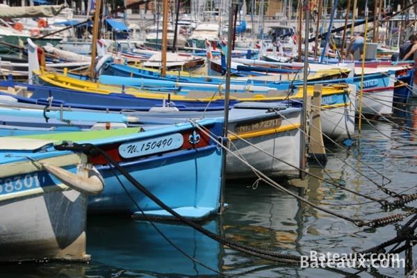 Photo Les pointus à Nice (06)