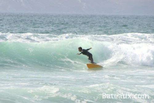 Photo Surf en bretagne - La Palue (29) - 18