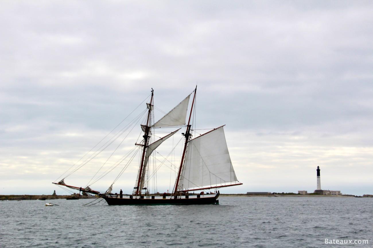 Photo La Recouvrance sur l'île de Sein