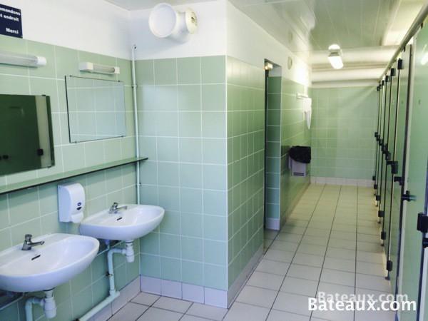 Photo Les sanitaires de Loctudy