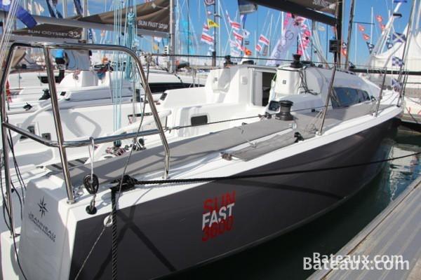Photo Le Sun Fast 3600 de Jeanneau au Grand Pavois 2013