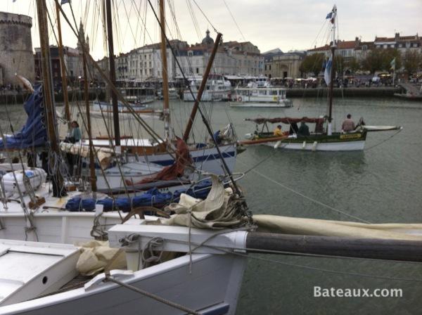 Photo La Rochelle lors du Grand Pavois