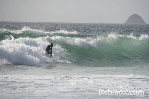Photo Surf en bretagne - La Palue (29) - 36